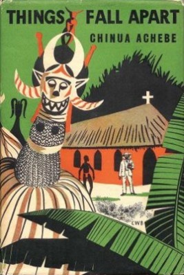 Cover of Things Fall Apart, the novel by Chinua Achebe